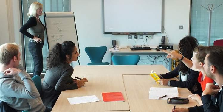 Business Language Training