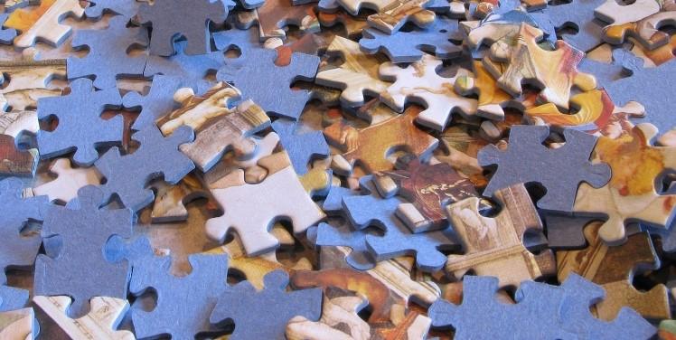 language learning puzzle