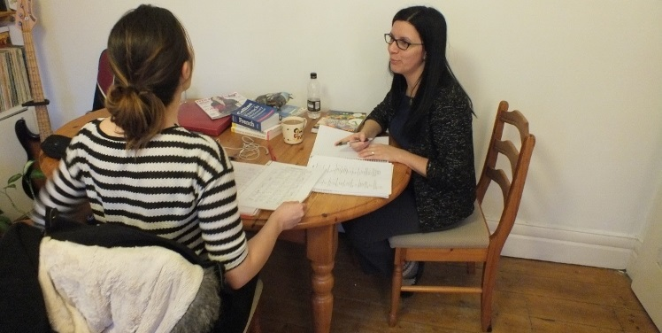 One Of Our 1 To 1 Language Courses In Bristol