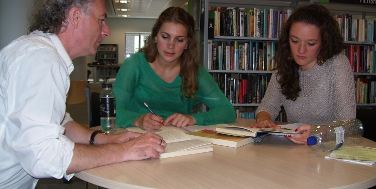 One Of Our 2 To 1 Language Courses In Cheltenham