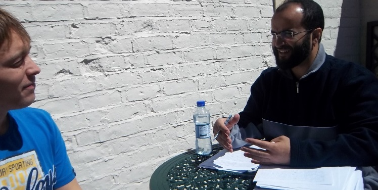 Arabic Courses Edinburgh