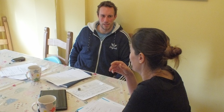 One Of Our French Courses In Eastleigh 1