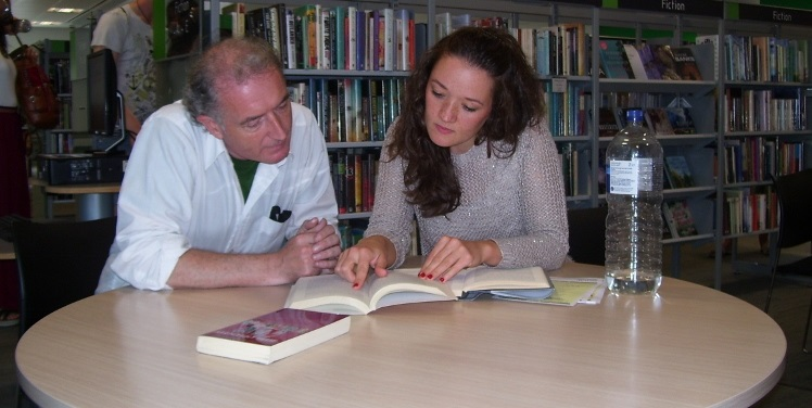 One Of Our English Courses In Farnborough 1