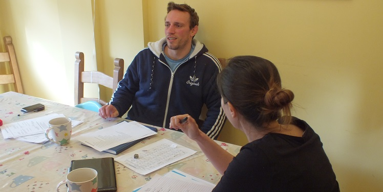 One Of Our German Courses In Aberdeen 1