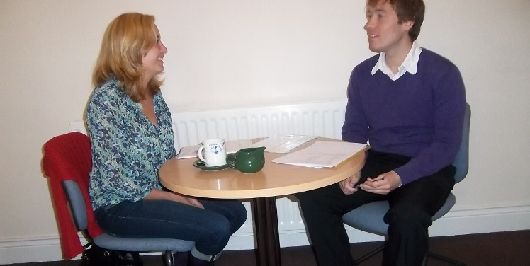 One Of Our German Courses In Bletchley 1