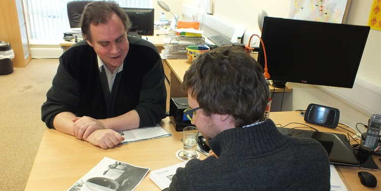One Of Our German Courses In Farnborough 1