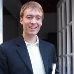 Ed O'Neill - Academic Director outside door